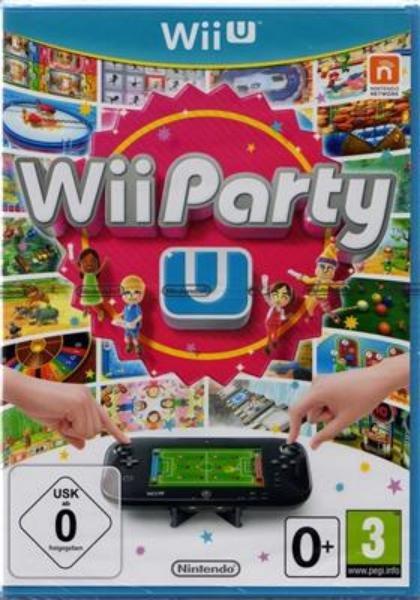 Wii U Party 22,99€ inkl Versand