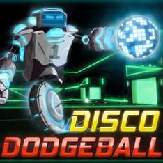 Disco Dodgeball (Early Access)