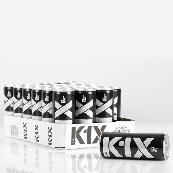[Kickz.com] Ab einem Bestellwert von 100€ 24 k1x energy drinks gratis dazu