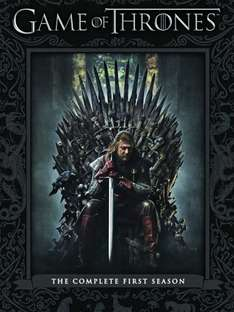 Game of Thrones Staffel 1 DVD für 9,99€ bei amazon