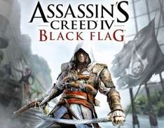 Assassins Creed 4 - Black Flag PC STEAM oder Uplay @amazon.com