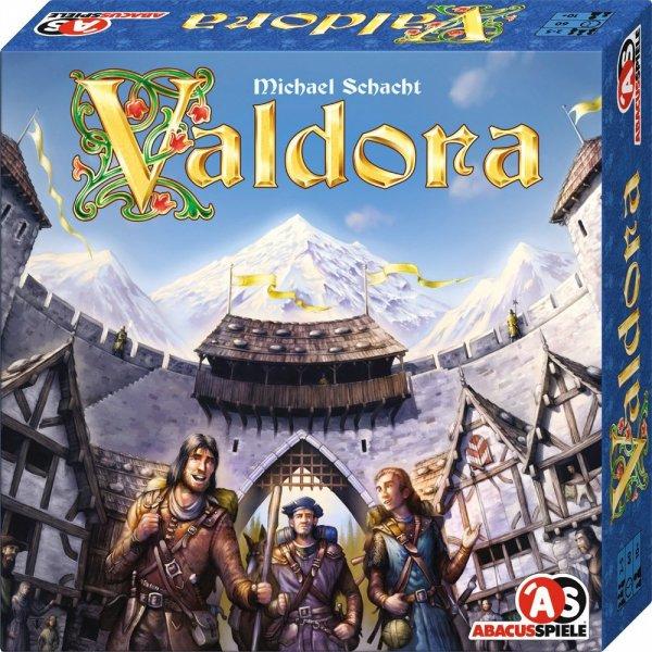 ABACUSSPIELE - Valdora  für 18€ (Neukunden für 15,99€) inkl. Versand (Idealo 28,95€) + 10% Rabatt
