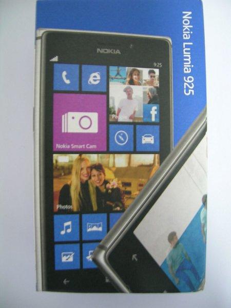 Nokia Lumia 925 neu @ebay.de/saturn