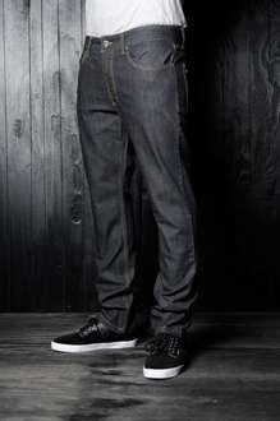 Mazine Dr Grito Male Narrow Leg Herren Slim Fit Jeans Dunkelblau @rakuten