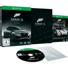 Forza Motorsport 5 - Limited Edt. für 62,45€ (mit SÜ) - Xbox One