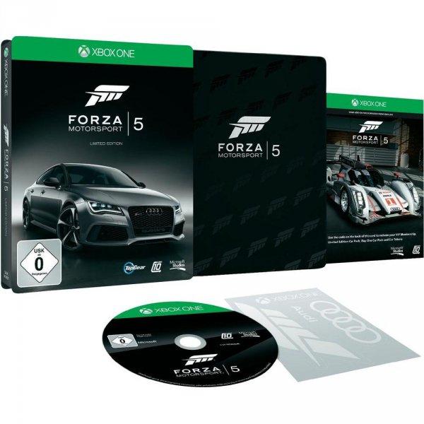 Forza Motorsport 5 - Limited Edt. für 62,45€ (mit SÜ) - Xbox One