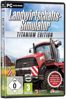 Landwirtschafts-Simulator Titanium-Edition @Amazon