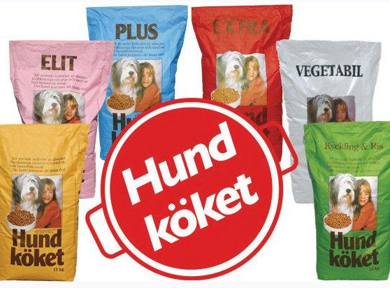 2 Proben Schwedische Hundenahrung von Hundköket (Versand auch nach Österreich möglich)
