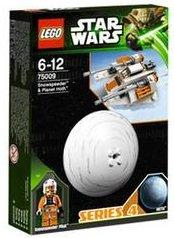 Lego™ - 5x Star Wars: Planeten (75006,75007,75009,75010,75011) für €29,95 (Stückpreis €5,99) [@Galeria-Kaufhof.de]