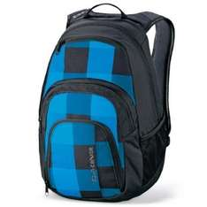[Amazon] Dakine Multifunktionsrucksack Campus; Design Black/Check; 33lit.; 13,27€ (inkl. VSK); UVP 59,95€