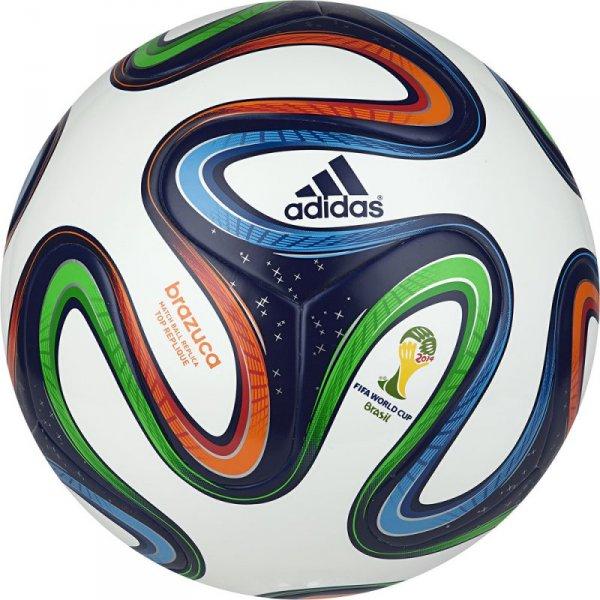 Adidas Brazuca Geschenk Ball Box reduziert