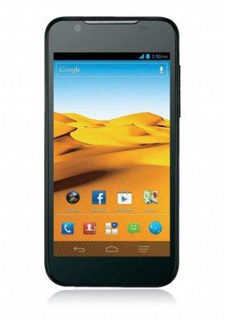 "ZTE Grand X Pro Black, 4,5"" Android Smartphone"