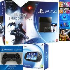PS4 Day One Mega Bundle @ Zavvi