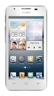 Huawei Ascend G510 weiß, Android 4.1, 1,2GHz Dualcore, 512MB Ram, 4GB Rom