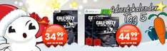 Gamestop Adventskalender 5. Tag Call of Duty Ghosts Free Fall Edition oder Standard ab 34,99 € PS3, PC, Xbox 360