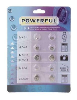 10 Knopfzellen (Knopfbatterien) 0,99€ inkl. VSK