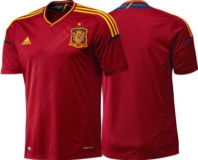 Spanien EM-Shirt 2012 für 14,98€ inkl. Versandkosten