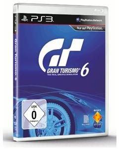 Gran Turismo 6 für 54€ - 5€ für Neukunden @Computeruniverse