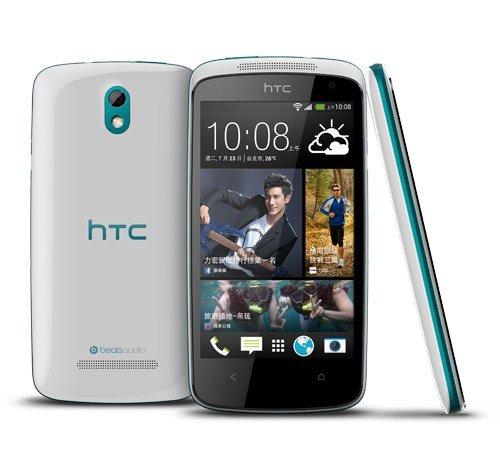 HTC Desire 500 für 174,59€ über Saturn Outlet bei eBay mit Gutscheincode (nochmal 14€ billiger)