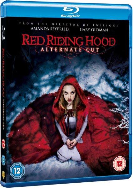 Blu-ray - Red Riding Hood (Unter dem Wolfsmond) für €6,42 [@Play.com]