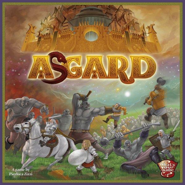 What's your Game: Asgard für 18€ (Neukunden für 15,99€) inkl. Versand (Idealo 37,95€) + 10% Rabatt