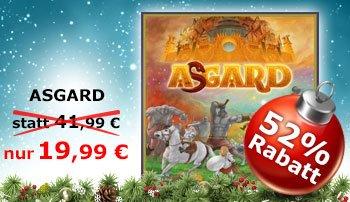[Doppelter Deal, kann gelöscht werden] ASGARD für 17.99€ (14.99 für Neukunden) + ggf. VSK