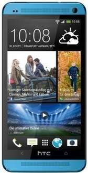 HTC One Mini blau für 319€ @ Finanzierung bei Nullprozentshop (Notebooksbilliger)