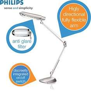 Philips Desk - Tischleuchte mit Blendschutz 29,95€ zzgl. Versand 5,95€ @iBOOD