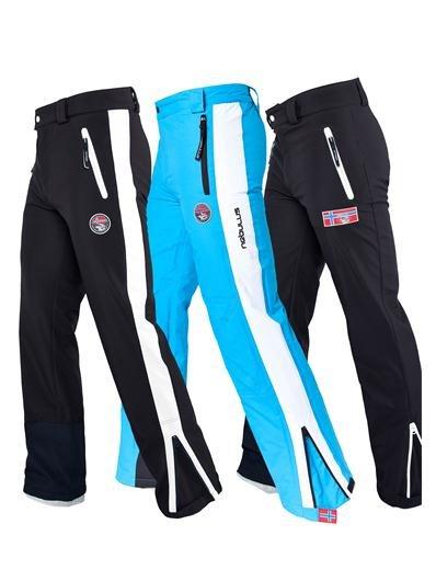 NEBULUS Downhill u. Racepant Softshell Skihosen (Größe S-XXL) / Damen und Herren für 49,99€ @EBAY