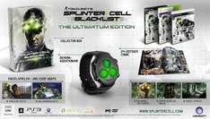 [Amazon Adventskalendar] Tom Clancy's Splinter Cell Blacklist - Ultimatum Edition (exklusiv bei Amazon.de) PS3, Xbox360, PC