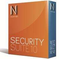Norman Security Suite 10 (1-Jahreslizenz)