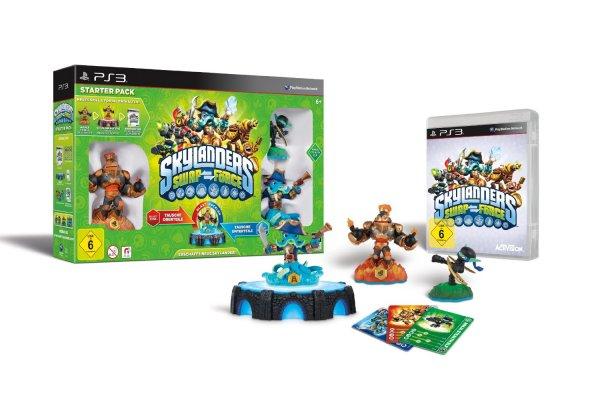 Amazon.de - Skylanders Swap Force - PS3 - 49€