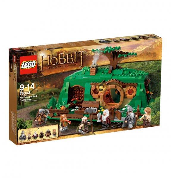 Lego Der Hobbit - Eine unerwartete Zusammenkunft (79003)
