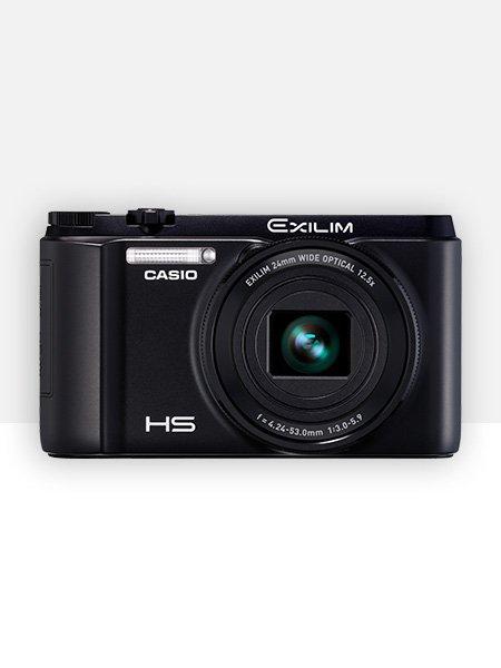 Casio EX-ZR1000 Kompaktkamera mit Super Zoom für 199 €