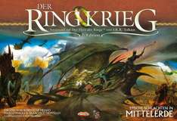 Heidelberger HE421 - Der Ringkrieg, 2 Edition  für 41,99€ (Neukunden für 38,99€) inkl. Versand (Idealo 57€) + 10% Rabatt