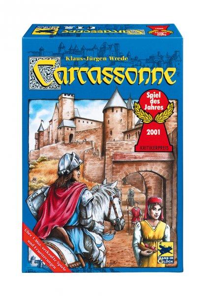 7 Carcassonne Brettspiel Erweiterungen (1.- 6. + 8.) via Brands4friends inkl. Versand (-10€ Neukunden-Gutschein möglich!)