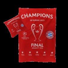 @ FC Bayern Fanshop: Bettwäsche CHAMPIONS 2013 dank Gutschein noch günstiger