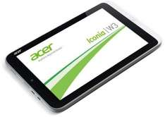 "[comtech] Acer Iconia Tab W3-810 8.1"" 32GB WiFi Tablet PC weiss + 50€ Innovation Bonus"