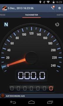 [nur Android] Speed Tracker kostet sonst 2,95€ und heute nur 0,50€!