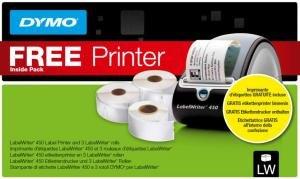 Für Geschäftskunden: DYMO Labelwriter 450 beim Kauf von 3 Etikettenrollen gratis