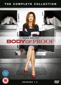 Body of Proof (Komplettbox) für 25,05€ bei zavvi