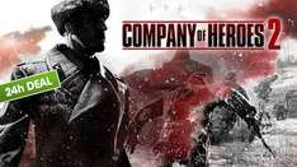 (STEAM) Company of Heroes 2 für 9,52.- bei GMG