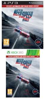 Need for Speed Rivals Limited Edition (PS3/X360) für 25,77 € inkl. Versand & deutscher Sprachausgabe