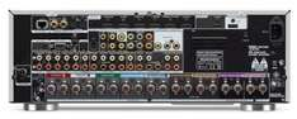 Marantz SR 6008 7.2 AV-Receiver Schwarz oder Silber-Gold @Deltatecc