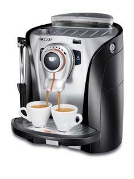 Saeco Odea Go Grey Kaffeevollautomat --> offline PENNY ab 12.12.