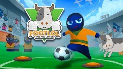 [DRM free] FootLOL: Epic Fail League (Mac/ PC)