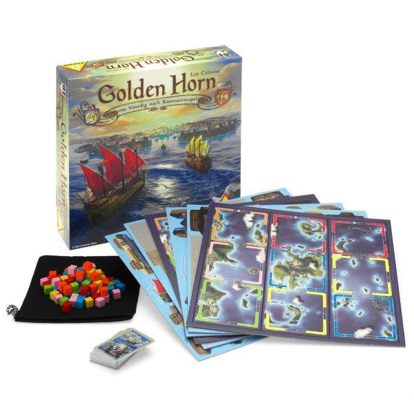 Piatnik - Golden Horn für 15€ (Neukunden für 12€) zzgl. 3,50€ Versand - ab 20€ ohne (Idealo 24,26€) + 10% Rabatt