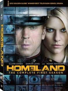 [Amazon] [Blu-Ray] Homeland Season 1 für 19,97€