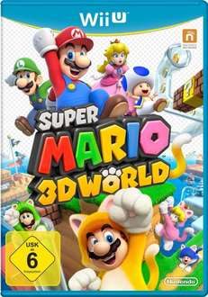 Super Mario 3D World WiiU