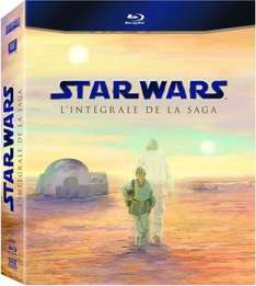 [Amazon.fr] Star Wars The Complete Saga Bluray für 62€